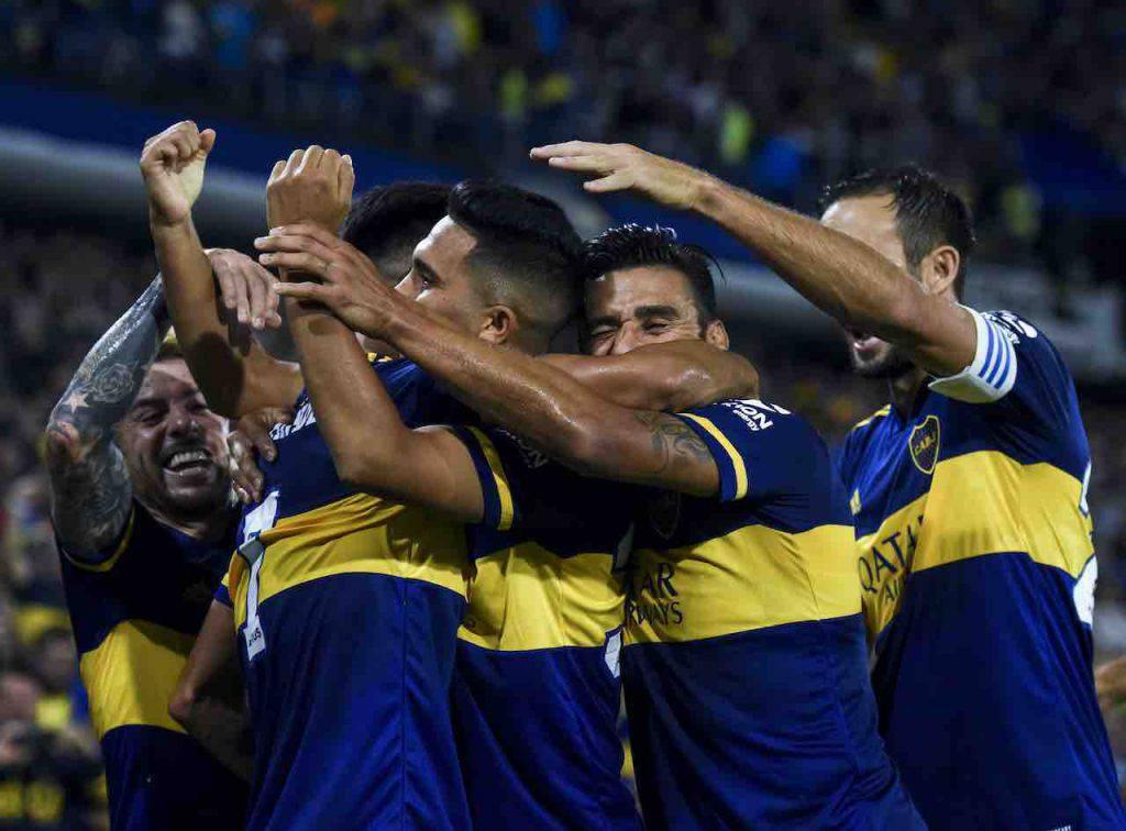 Boca Juniors, piacciono due ex Juventus (Getty Images)