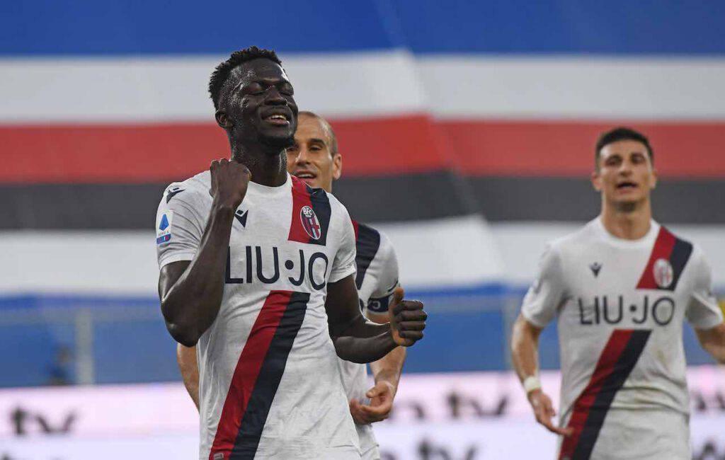 Bologna, Barrow dedica il gol alla nonna recentemente scomparsa (Getty Images)