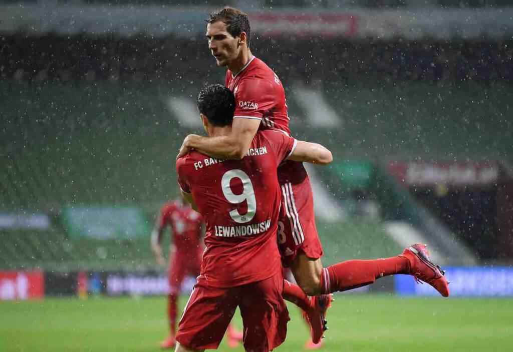Bundesliga, Bayern Monaco Campione di Germania (Getty Images)