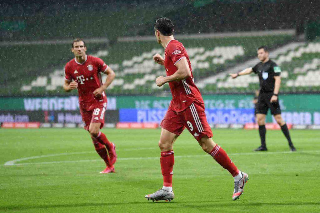 Bundesliga, il Bayern Monaco fa festa (Getty Images)