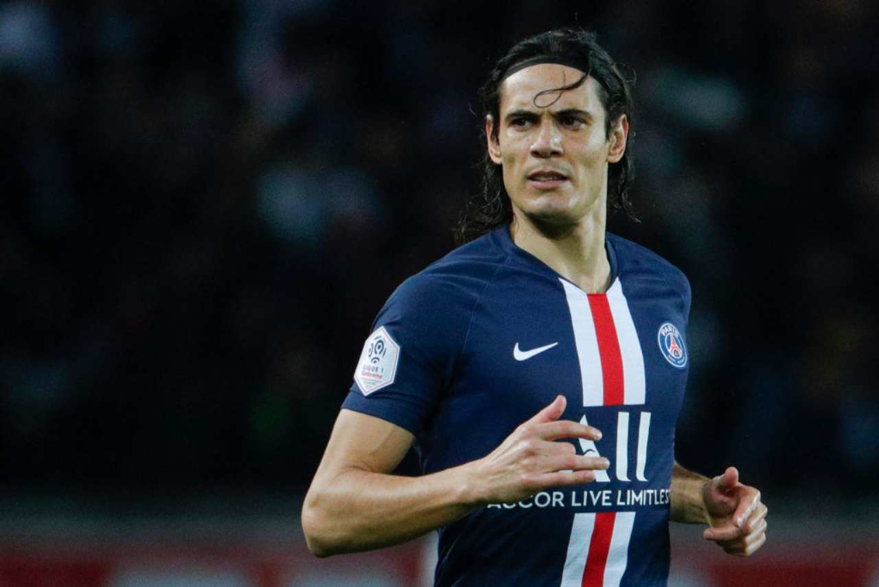 Cavani, ipotesi Roma (Getty Images)