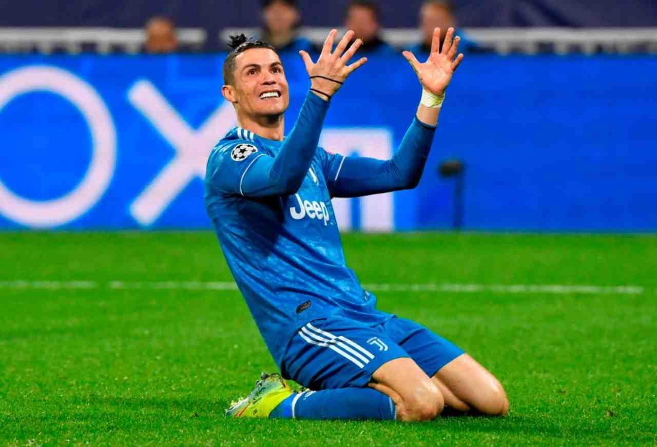 Cristiano Ronaldo sprofonda nella classifica del CIES (Getty Images)