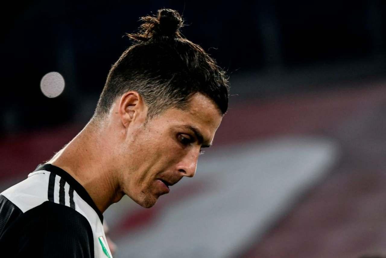 Cristiano Ronaldo, la frecciata di Ilaria D'Amico (Getty Images)