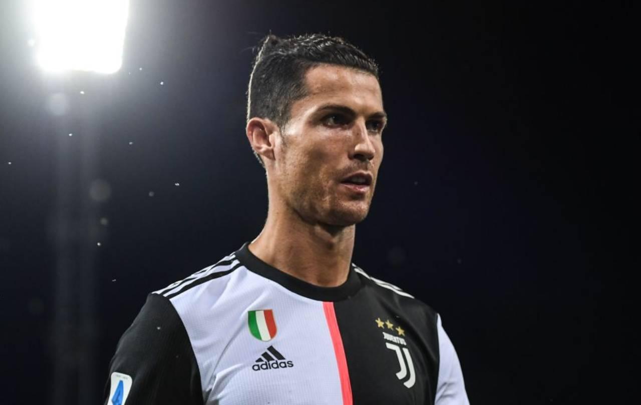Ronaldo e il gesto di solidarietà