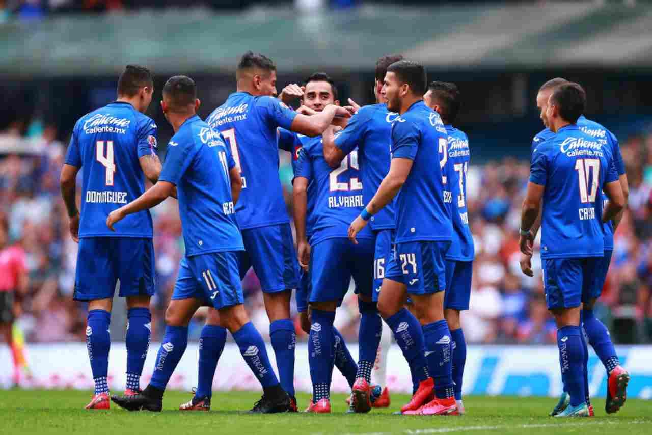 Cruz Azul, 22 giocatori positivi al Covid (Getty Images)