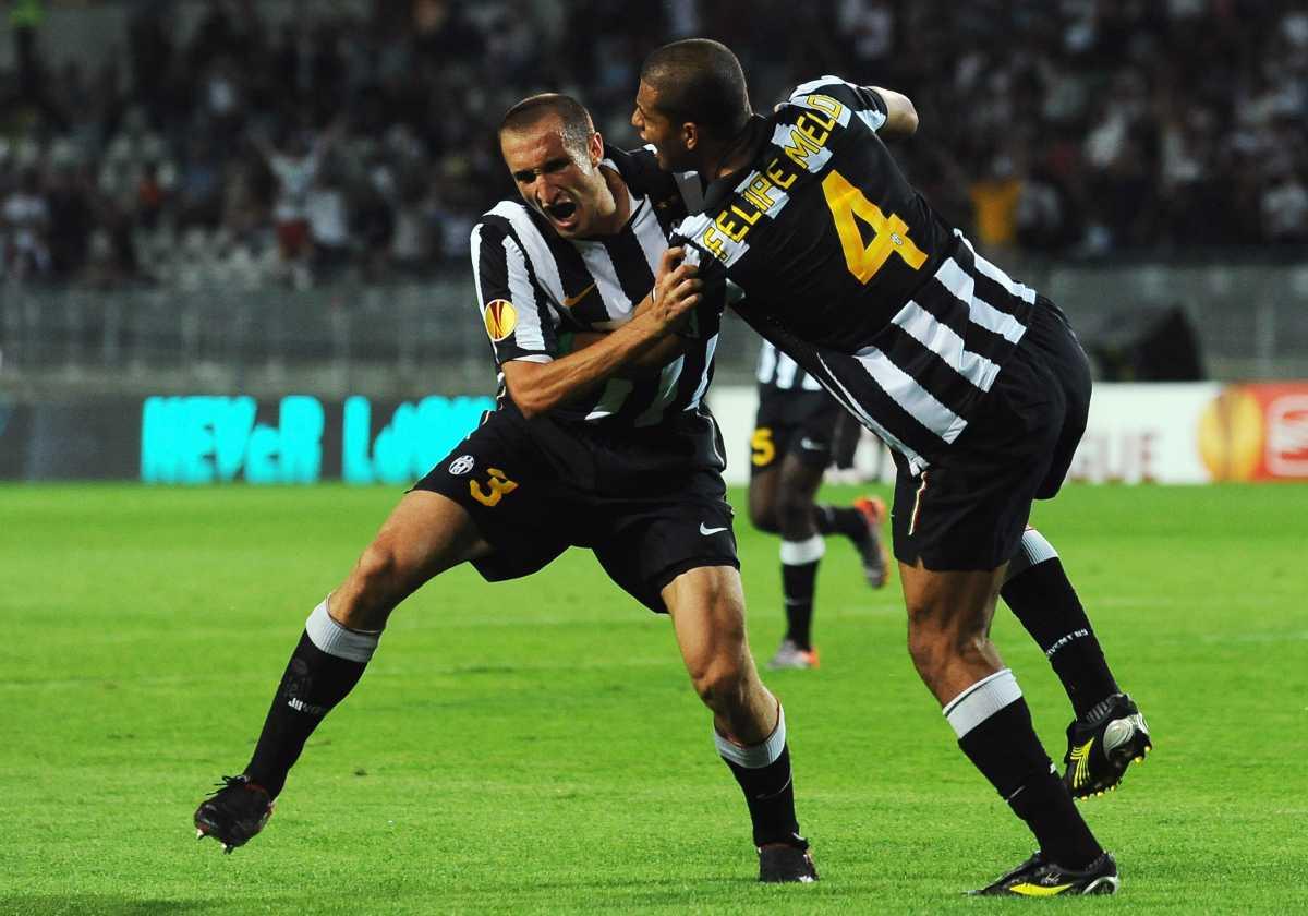 Del Neri ha confermato gli attriti tra Chiellini e Felipe Melo (Getty Images)