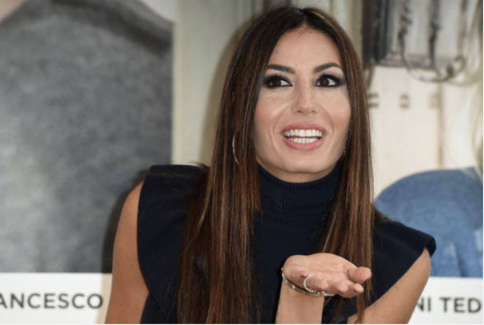 "Elisabetta Gregoraci al cinema con ""Ammen"" (Getty Images)"
