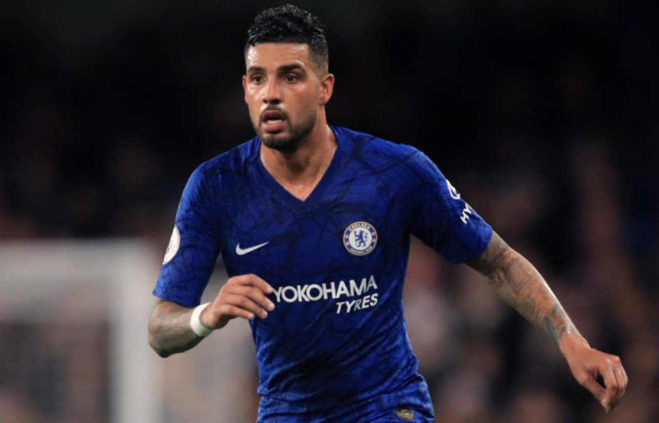 Emerson Palmieri tra le richieste di Conte per l'Inter (Getty Images)