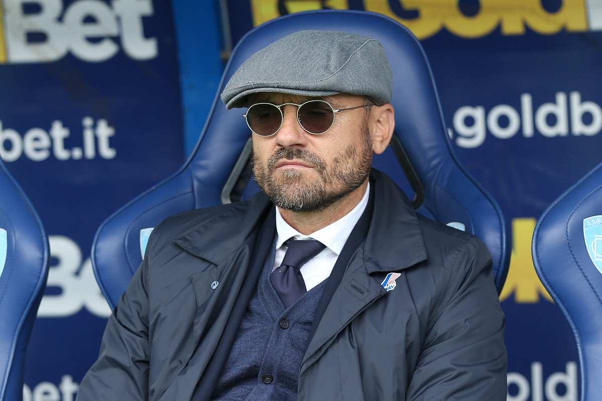Gianluca Petrachi ex ds della Roma sospeso dal presidente Pallotta (Getty Images)