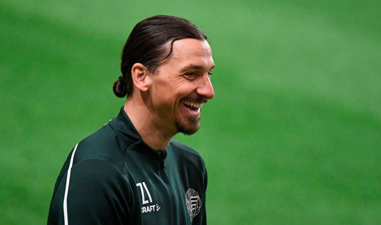 Ibrahimovic, ipotesi Fiorentina (Getty Images)
