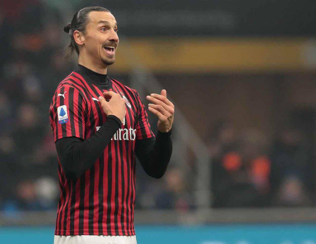 Ibrahimovic, la situazione dell'attaccante (Getty Images)