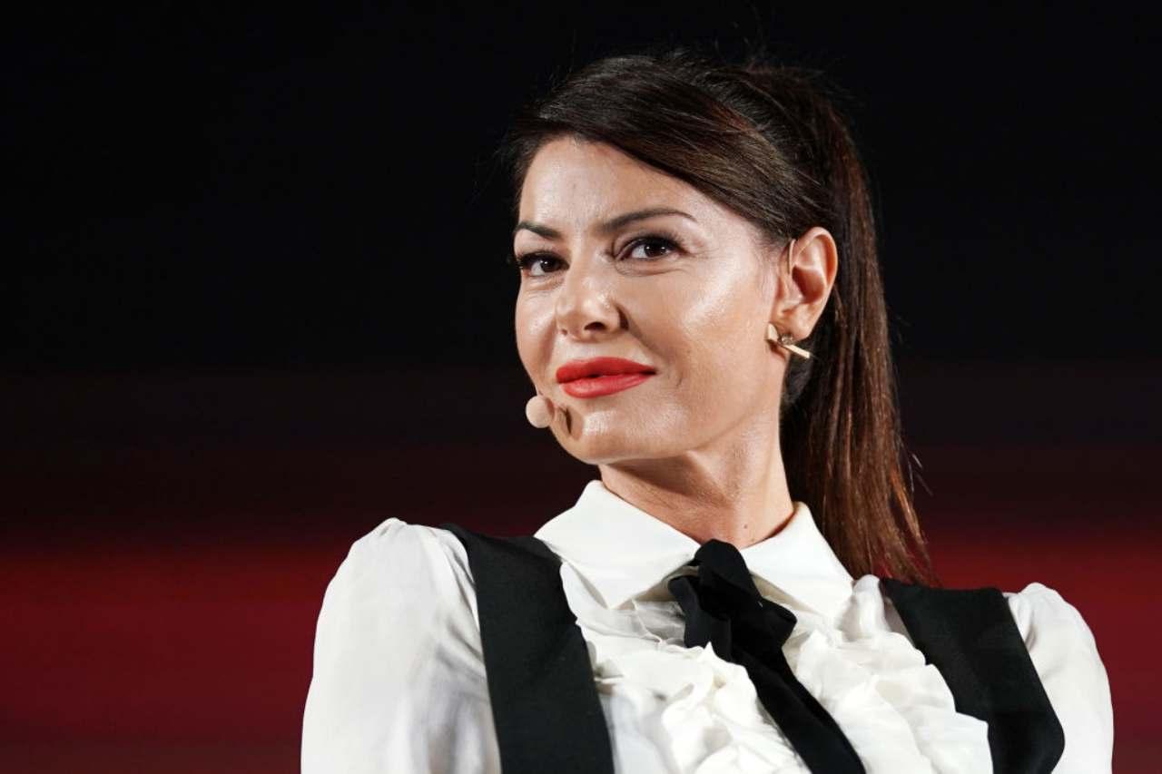 Ilaria D'Amico, la frecciata a Ronaldo (Getty Images)