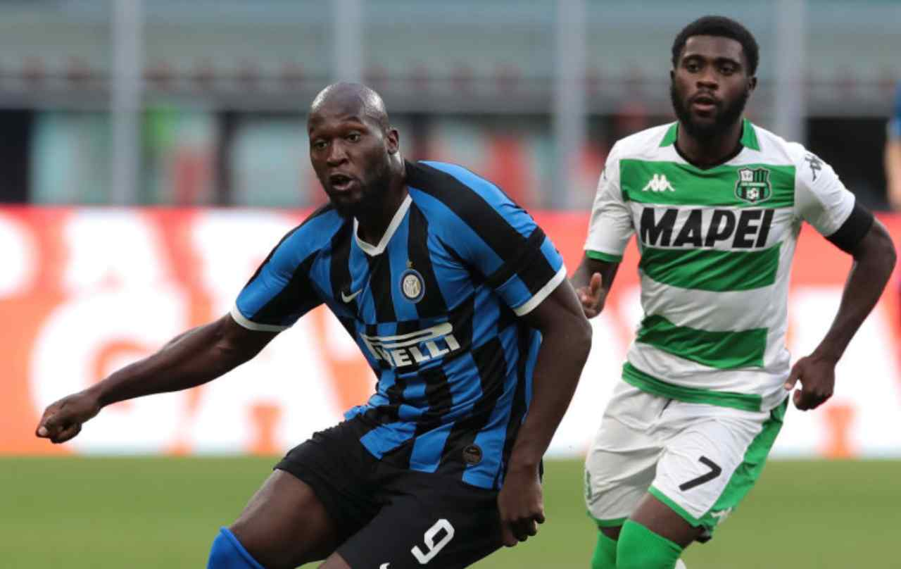 Sassuolo-Inter, i precedenti della partita (Getty Images)