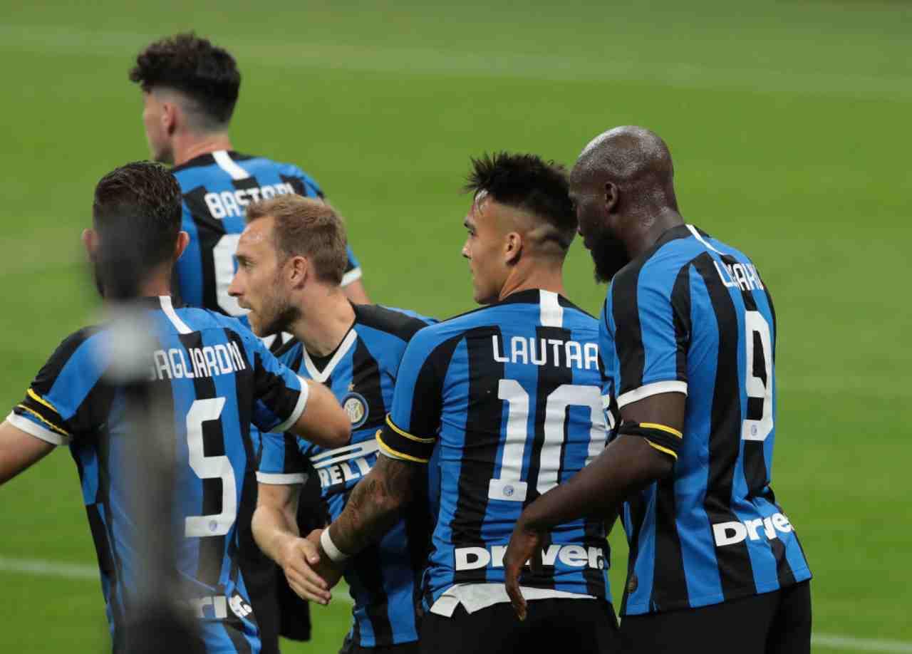 Inter, resta solo l'Europa League per salvare la stagione