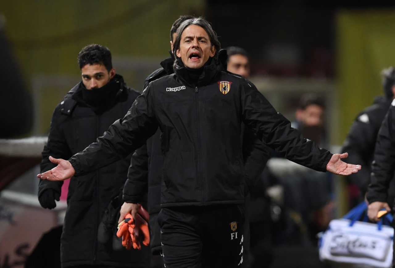 Inzaghi contro Ronaldo e Messi (Getty Images)