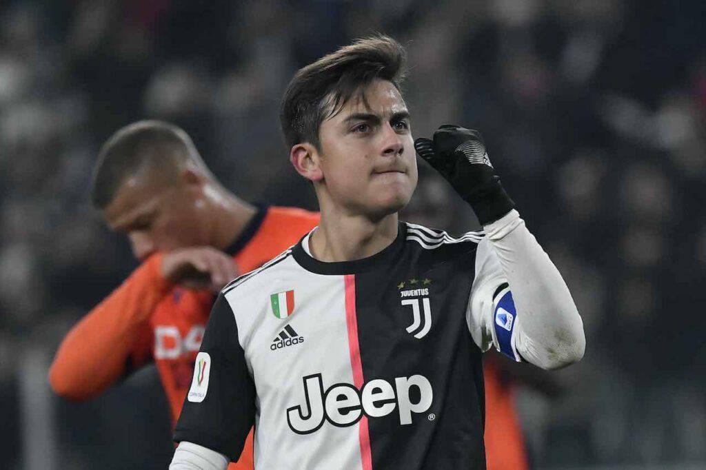 Juventus, Dybala tentato dal PSG (Getty Images)