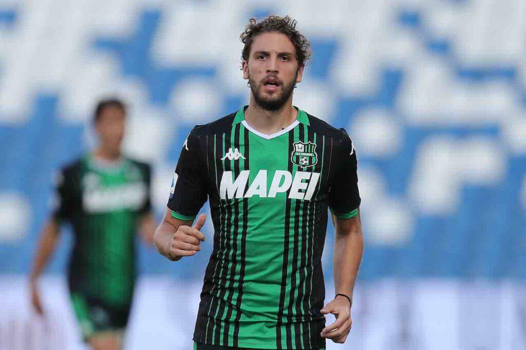 Juventus, ipotesi Locatelli per sostituire Rabiot (Getty Images)