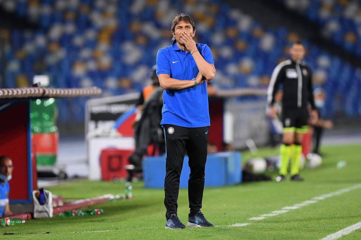 L'Inter di Conte ha fallito già due obiettivi stagionali (Getty Images)