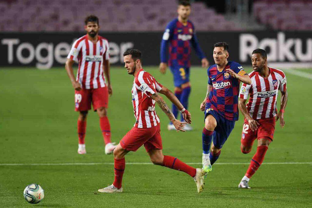 La Liga, Barcellona-Atletico Madrid (Getty Images)