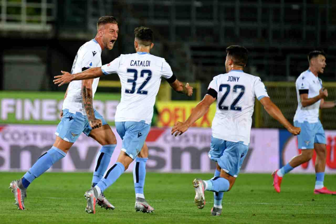 Lazio-Fiorentina, dove vedere la sfida (Getty Images)