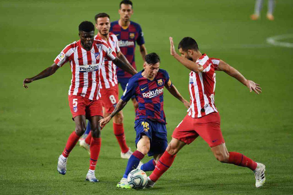 Liga, Barcellona-Atletico Madrid: quante emozioni al Camp Nou (Getty Images)
