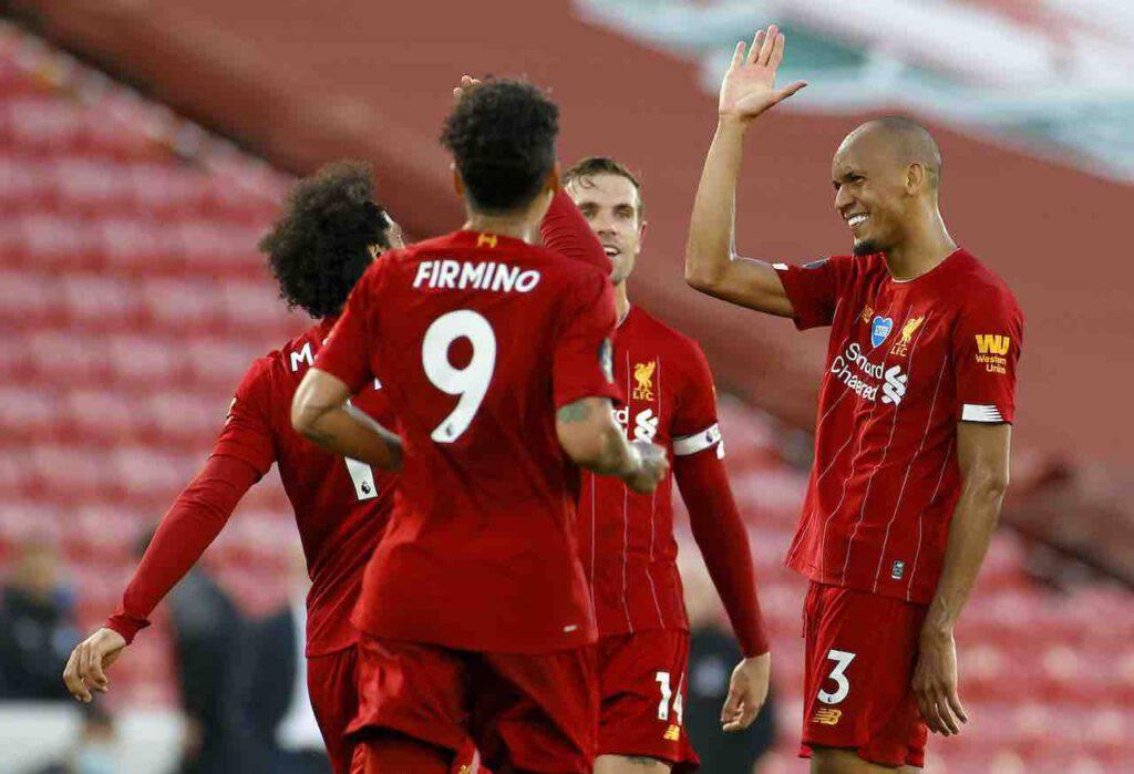 Il Liverpool vince la Premier League dopo trent'anni (Getty Images)