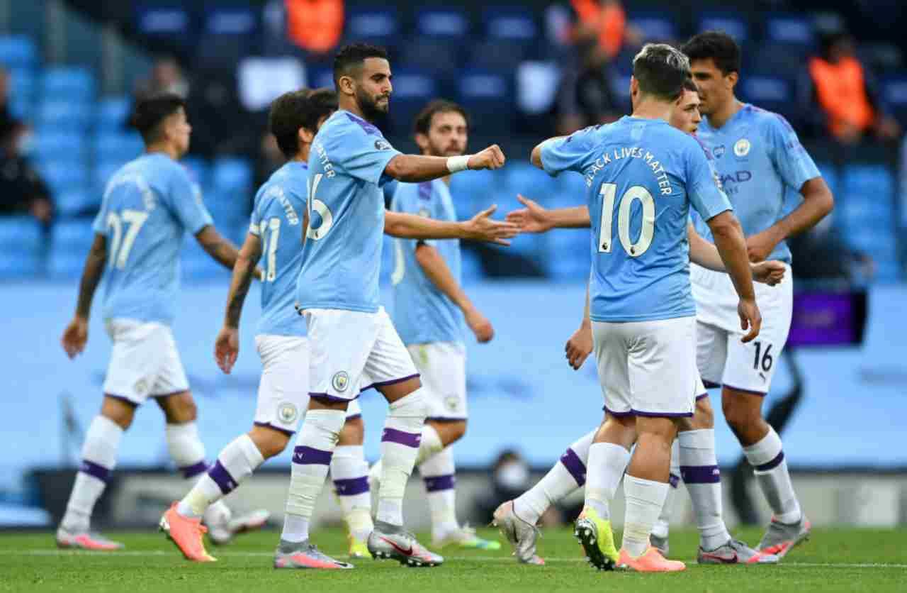 Manchester City, la scelta del TAS (Getty Images)