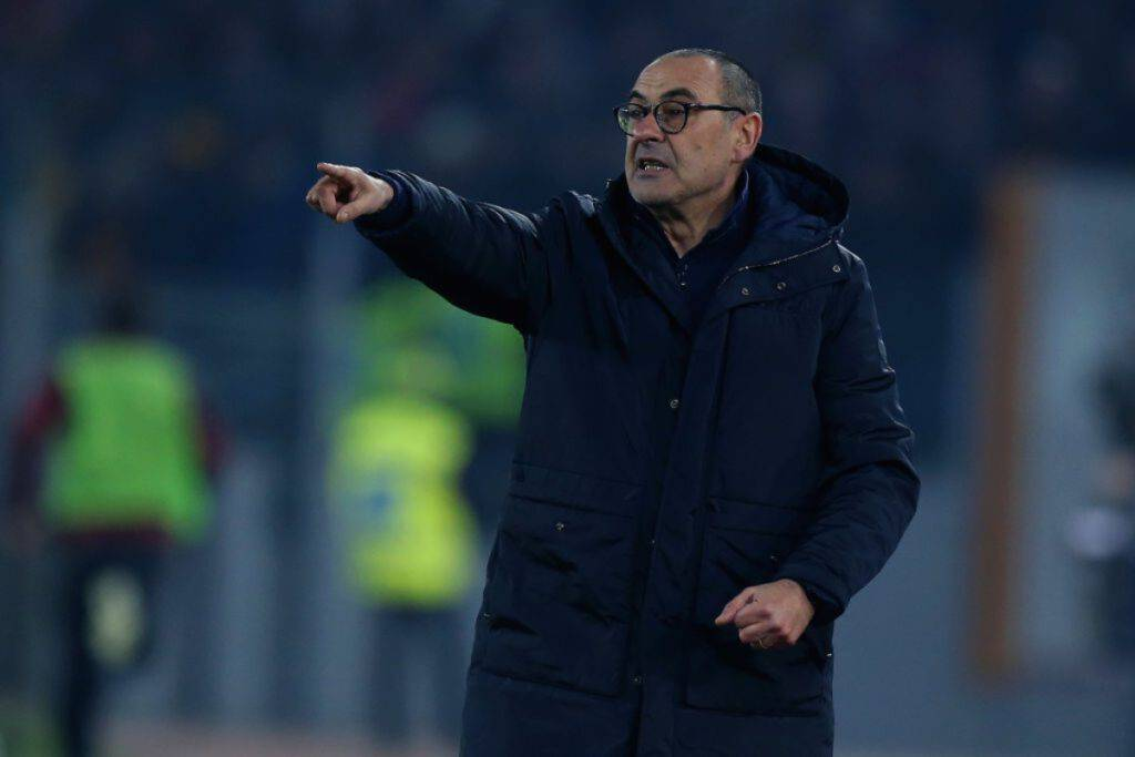 Sarri ignora i social network (Getty Images)