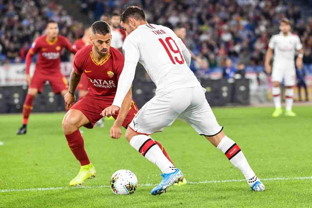 Milan-Roma, dove guardare l'incontro in streaming (Getty Images)