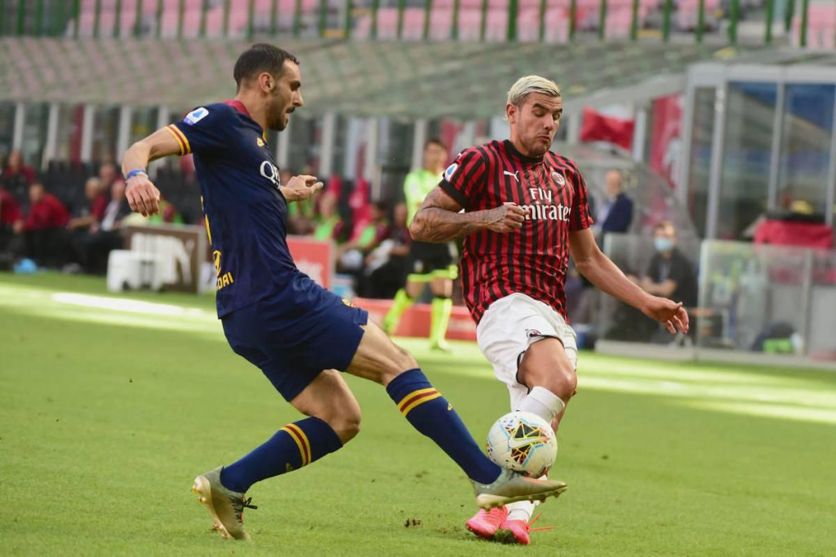 Sintesi Milan Roma