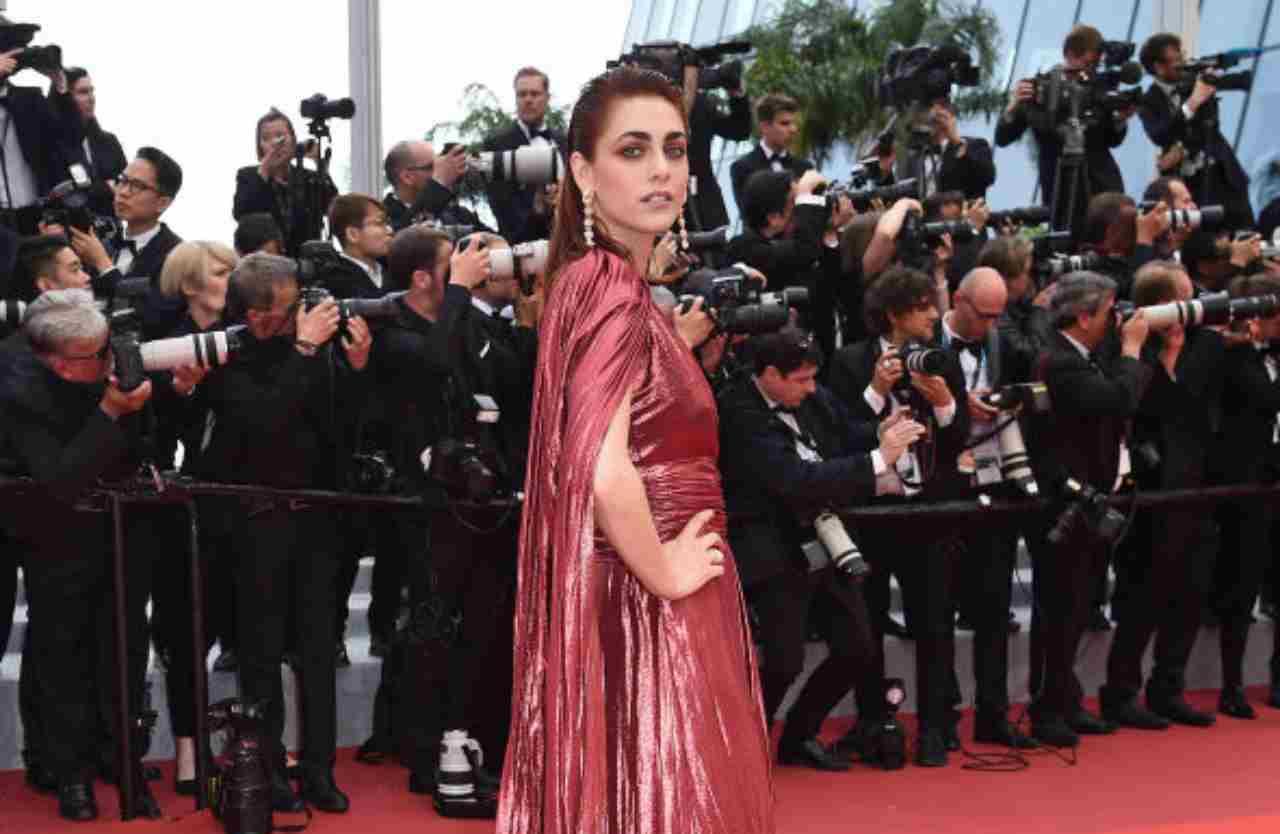 Miriam Leone criticata per le sue sopracciglia (Getty Images)