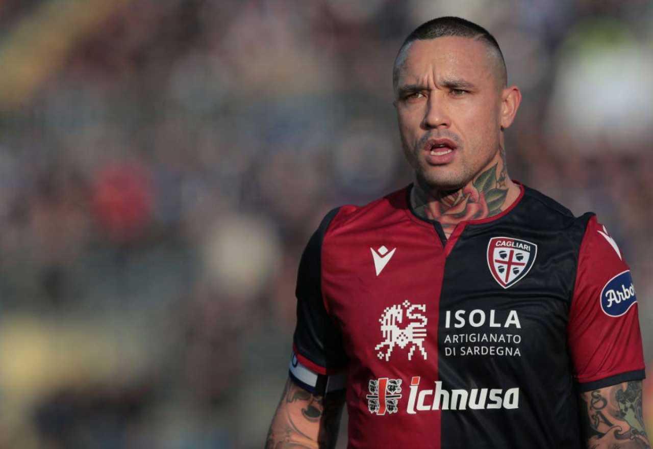 Nainggolan, seguito da tre club di Serie A (Getty Images)