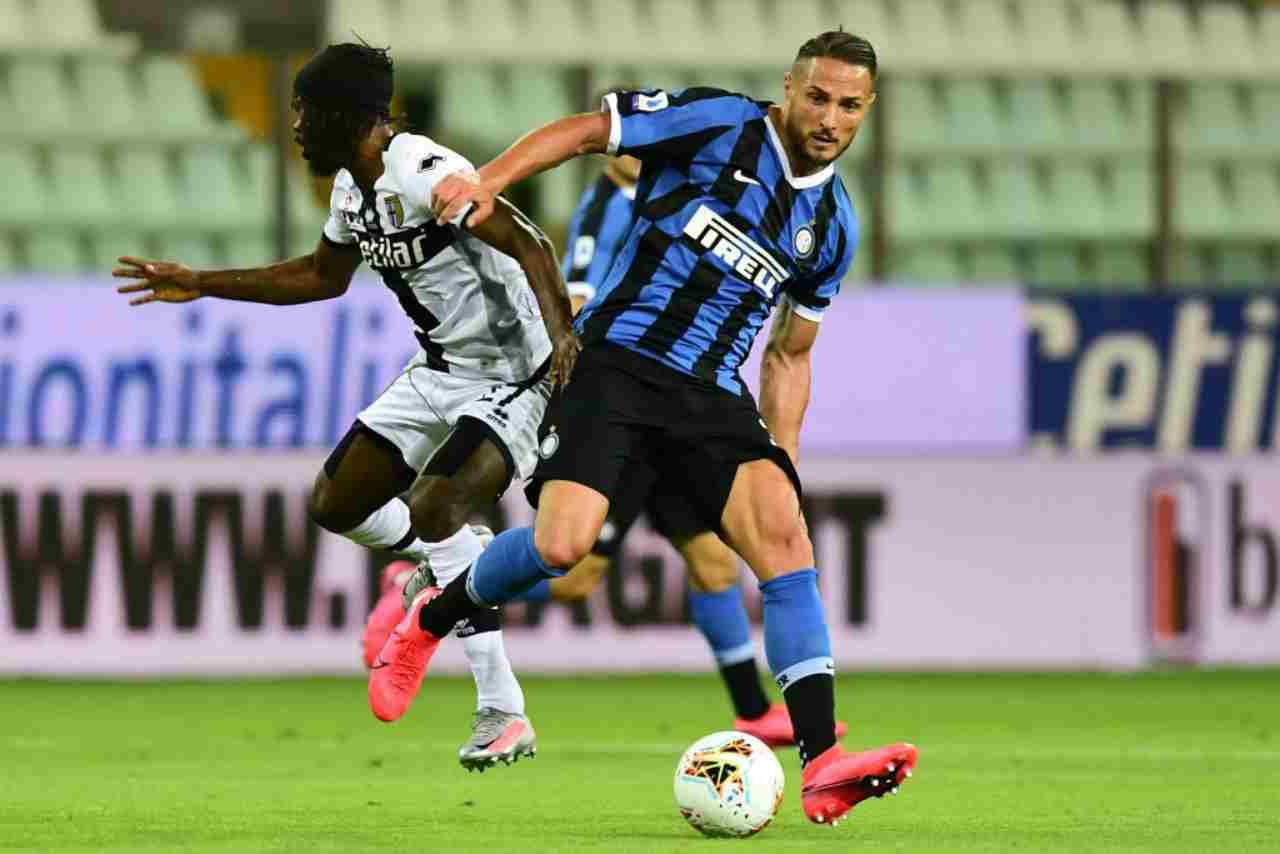 Serie A, Parma-Inter: gli highlights del match