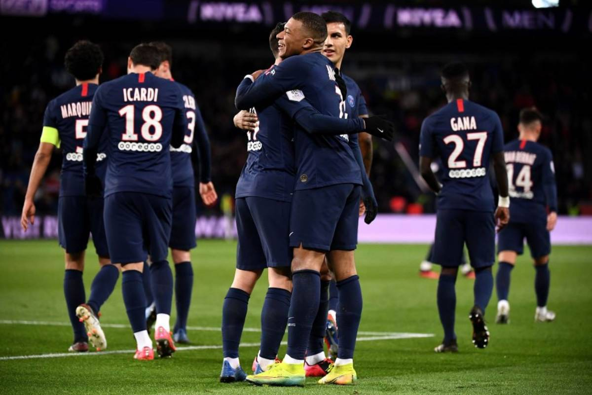 PSG Ligue 1 (Getty Images)