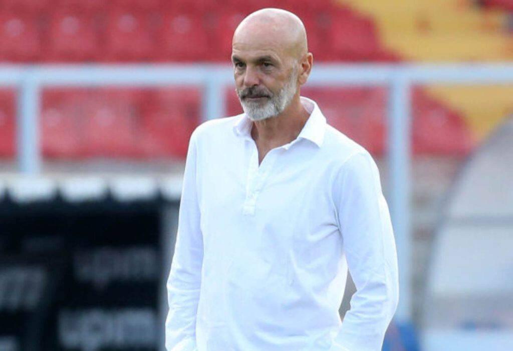 Milan-Parma, il post-partita di Pioli (Getty Images)