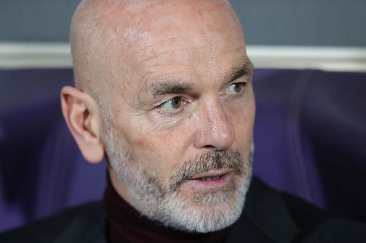 Milan, Pioli parla in conferenza stampa (Getty Images)