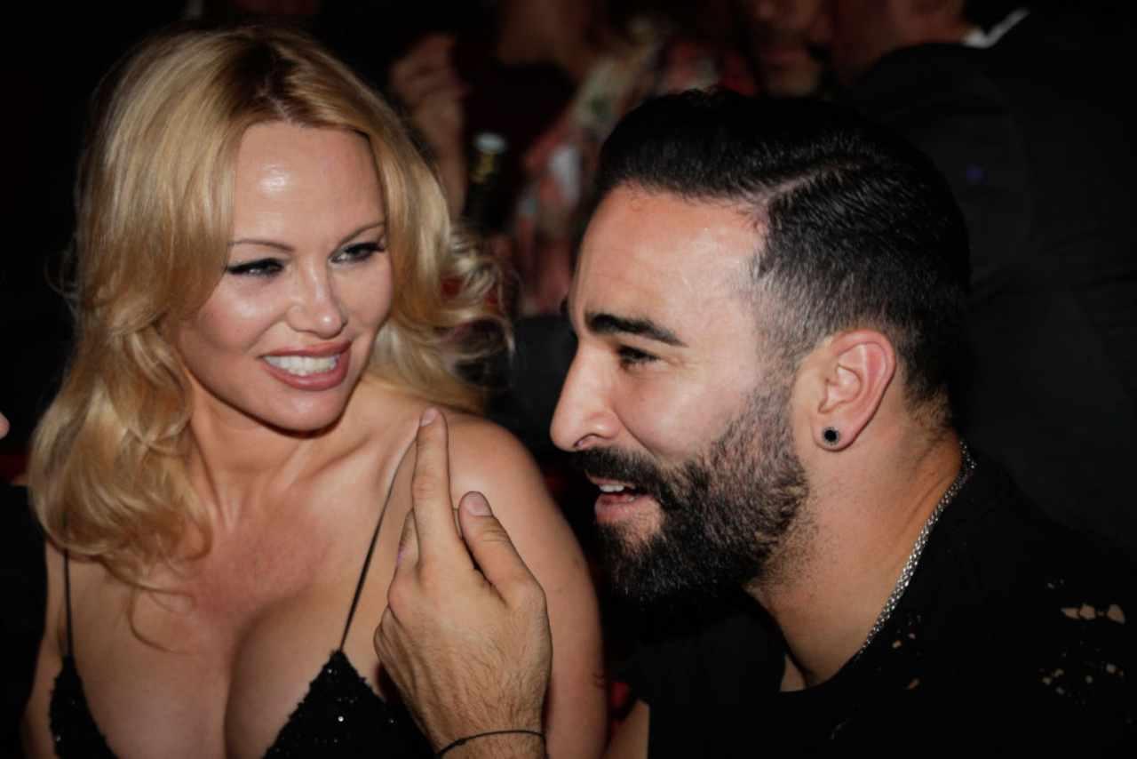 Rami e Pamela Anderson, il racconto sulle loro notti bollenti (Getty Images)