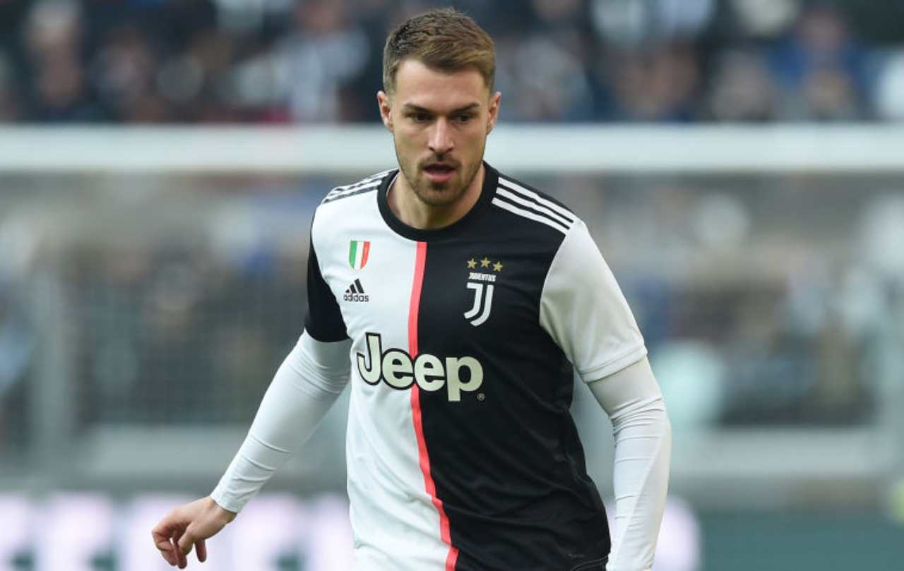 Ramsey, futuro con la Juve a rischio (Getty Images)