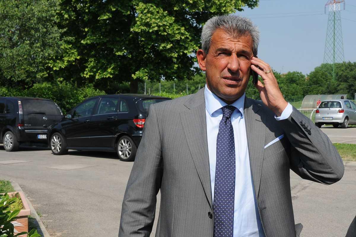 Salvatore Bagni inquadra la finale di Coppa Italia Napoli-Juventus (Getty Images)