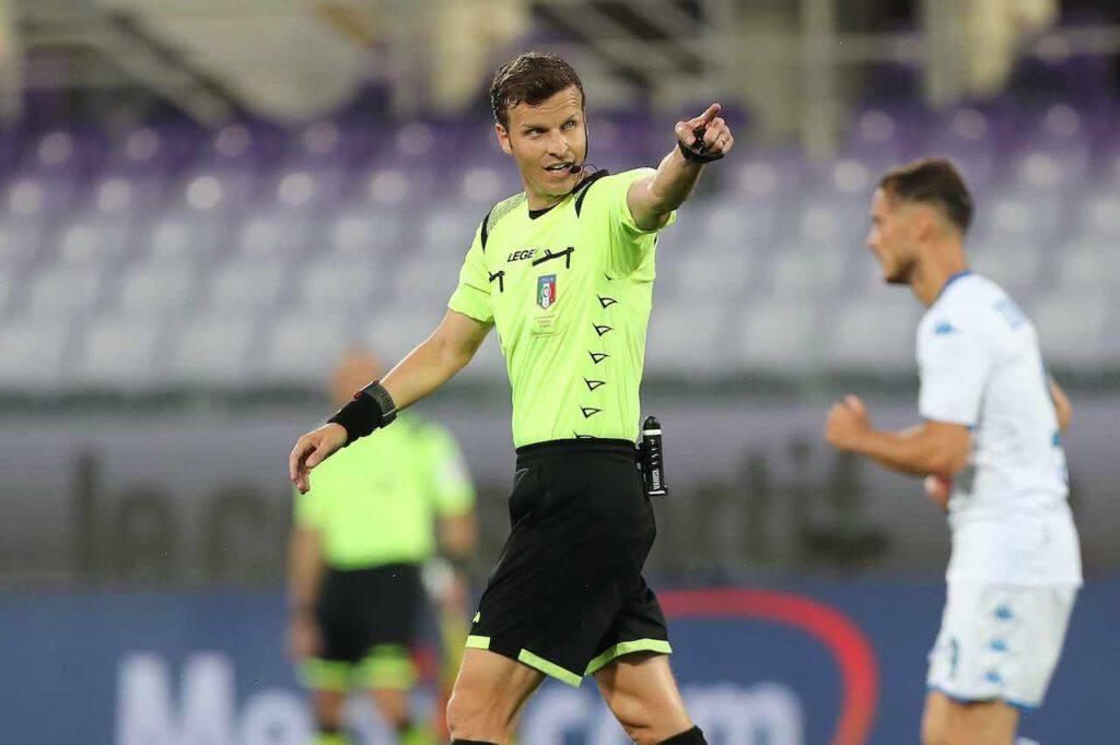 Serie A, il fischietto va in pensione (Getty Images)