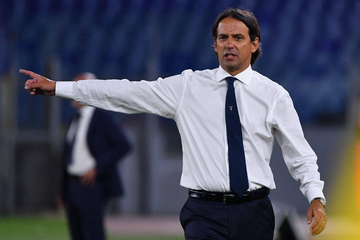 Simone Inzaghi crede nello scudetto della Lazio (Getty Images)