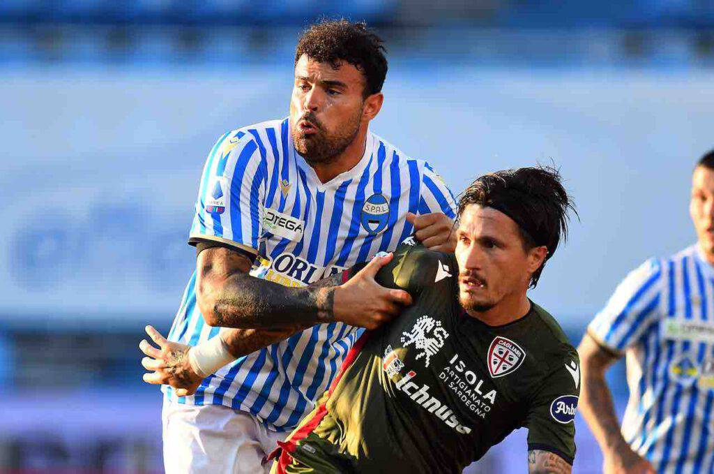 Spal-Cagliari, gli highlights del match (Getty Images)