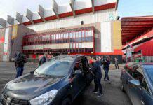 Standard Liegi, contributo economico di tre ex per i lavori allo stadio (Getty Images)