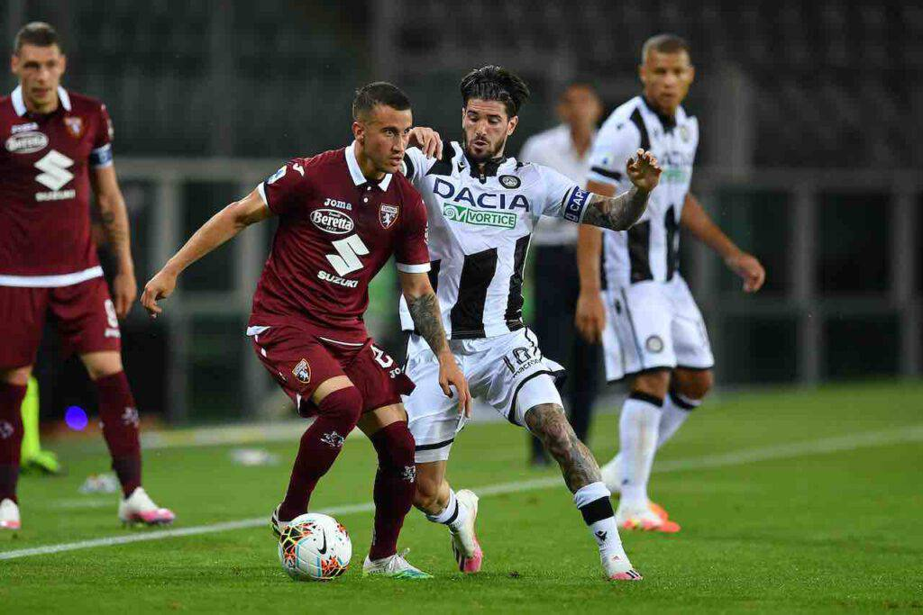 Torino-Udinese, gol e sintesi della gara (Getty Images)