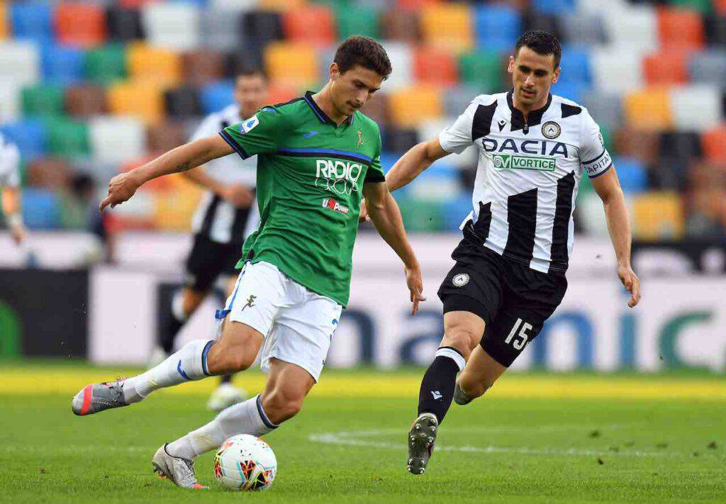 Serie A, Udinese-Atalanta: i momenti salienti del match (Getty Images)