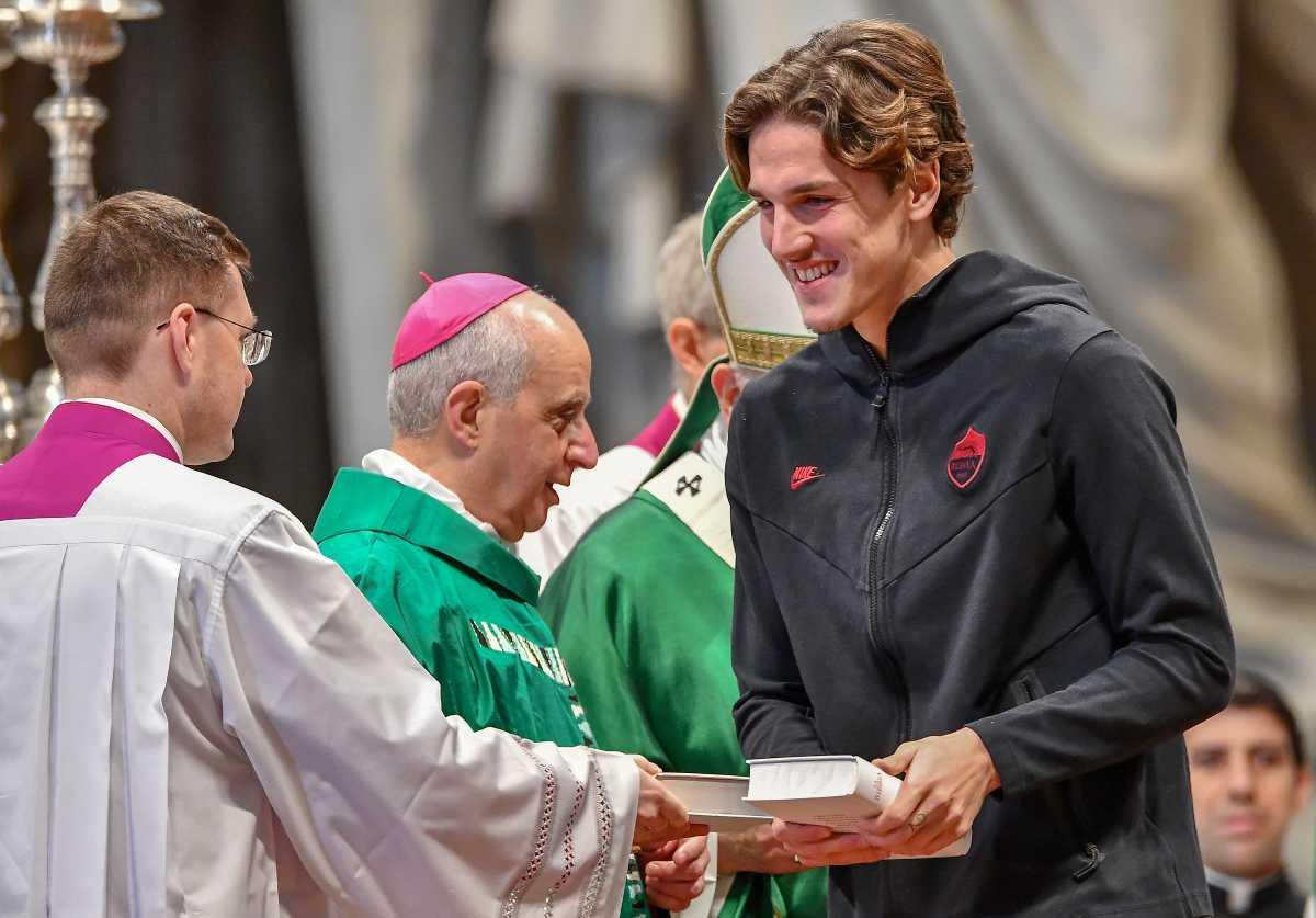 Zaniolo potrebbe tornare a disposizione di Fonseca a metà luglio (Getty Images)