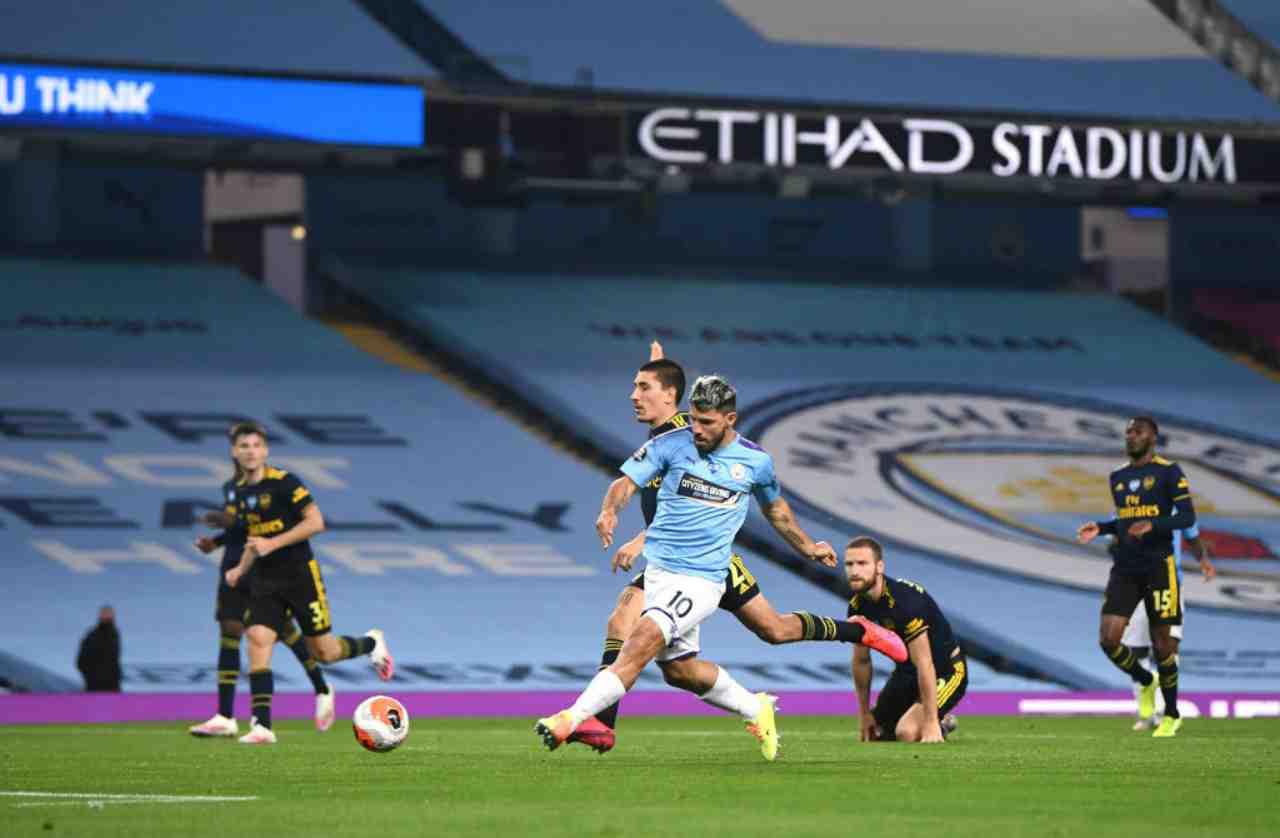 Calciomercato Inter, idea Aguero: il Man City in pressing su un big