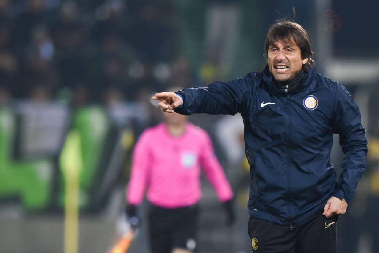 """Inter, Conte: """"Dobbiamo alzare il livello. La ripresa non sarà facile"""" (Getty Images)"""
