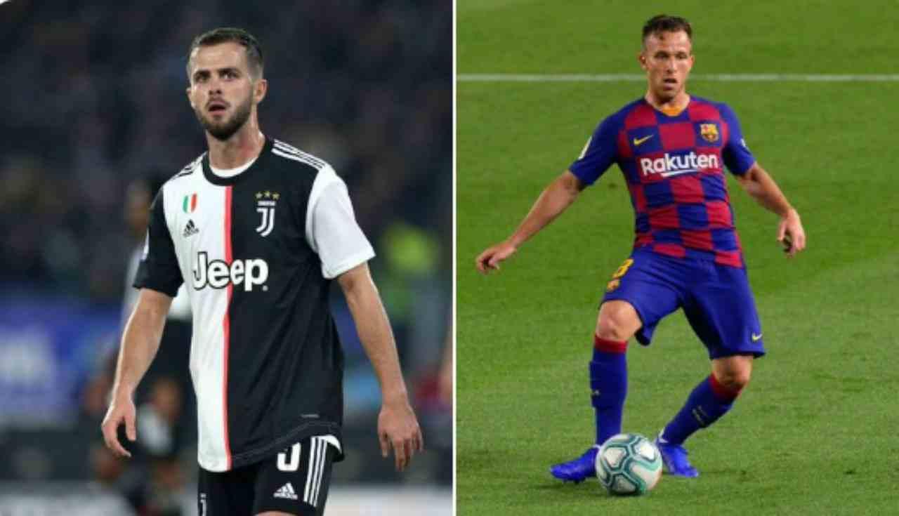 Juventus, scambio Pjanic-Arthur: in Spagna si parla di accordo totale