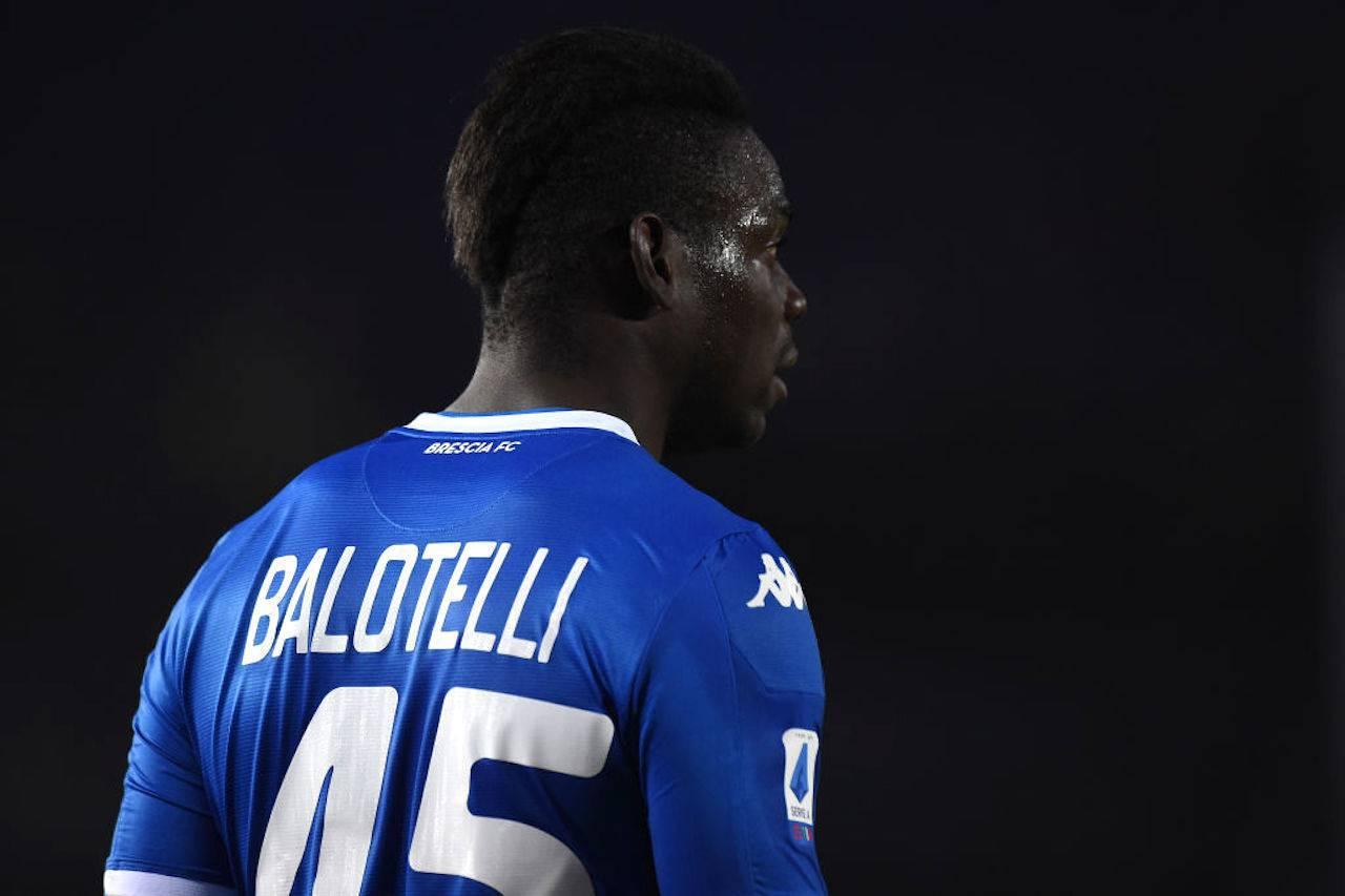 Balotelli, il Brescia pensa a una decisione drastica: Cellino è stufo